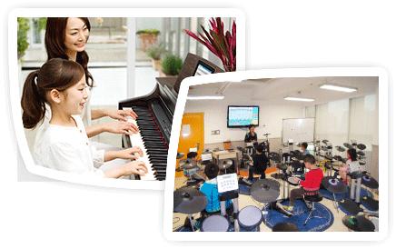 我们的培养目标:在快乐中学习,在音乐中成长!